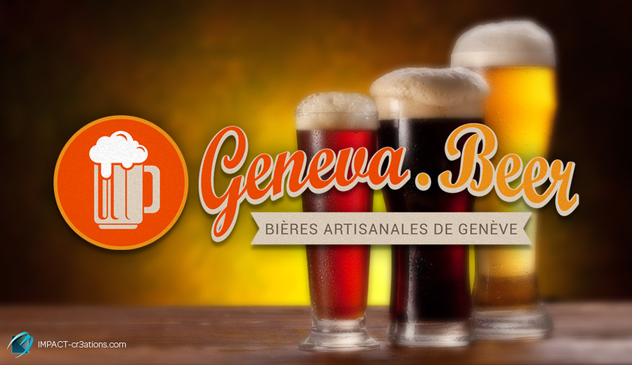 Logotype Geneva Beer