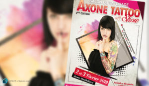 Axone Tattoo Show 2