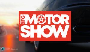 BFC Motor Show : logo, affiche, flyer…