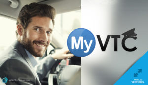 My VTC Suisse : Logo et identité visuelle