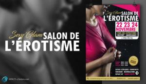 Sexy Glam Salon de l'érotisme 2019
