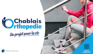 Charte graphique CHABLAIS Orthopédie Rumilly