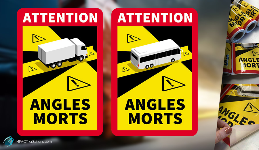 impact-cr3ations-creation-etiquette-angles-morts-attention-sticker-autocollant-graphiste-rumilly-annecy-geneve